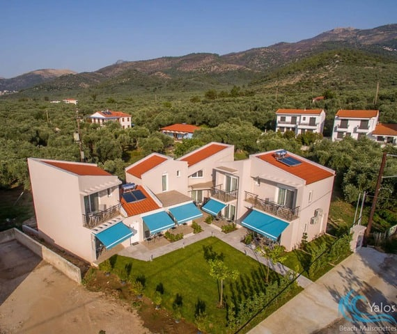Yalos Beaach Maisonettes